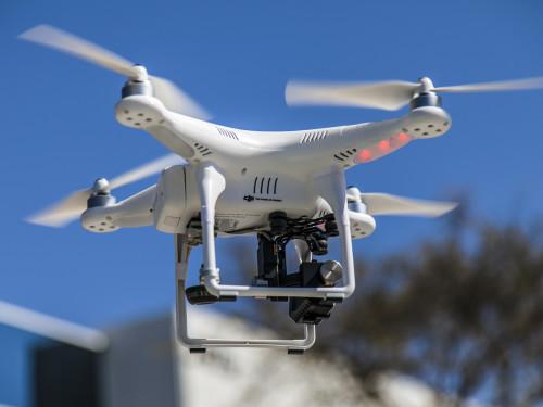 Phantom/GoPro Camera Quadcopter Drone