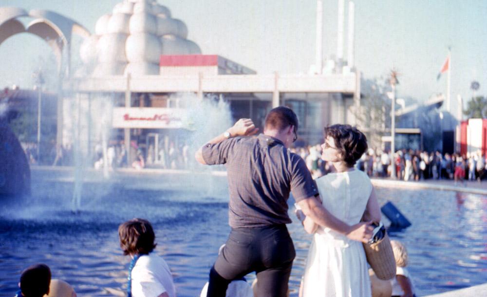 New York World's Fair 1964 / Brian Murphy / flickr.com