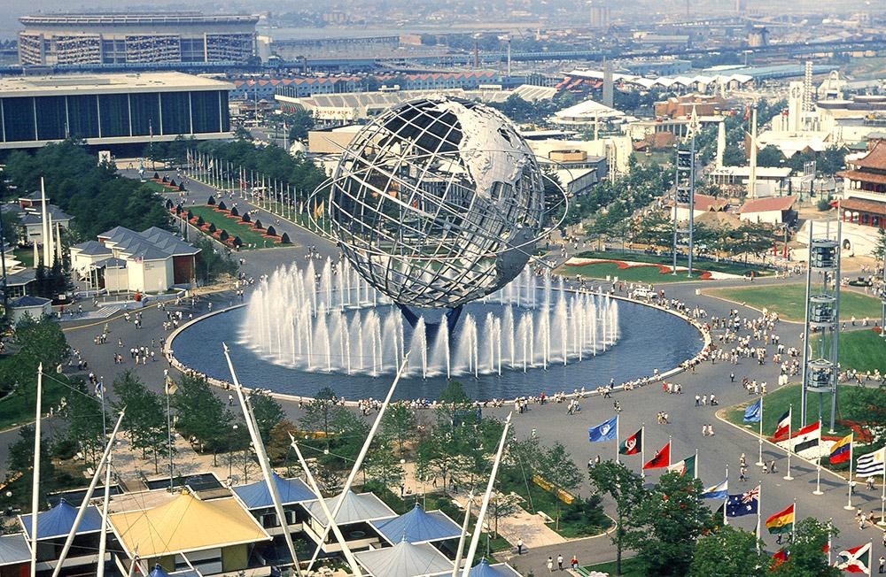 New York World's Fair 1964 / PLCjr / flickr.com