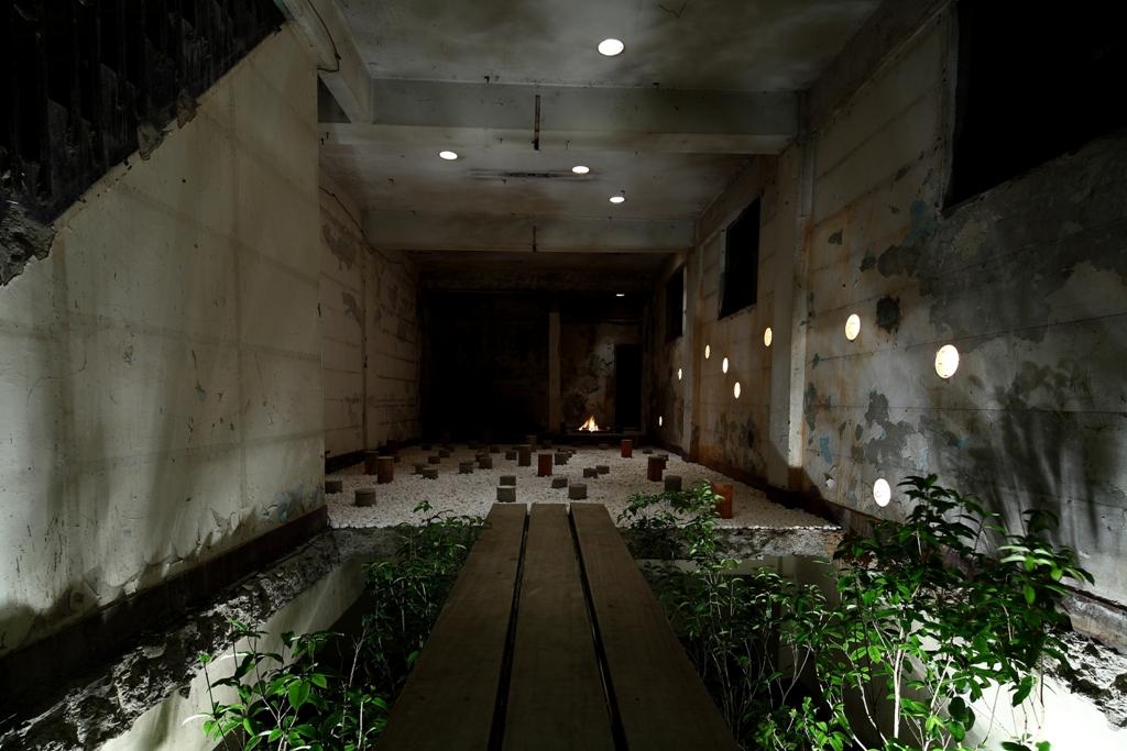 Ruin Academy / Nikita Wu